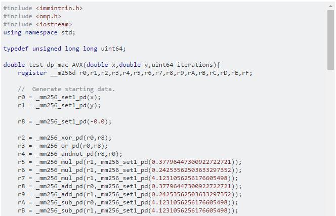 Stackoverflow Code